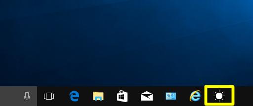 Windows 10 Creators Updateでアプリをタスクバーに常時表示する方法
